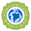 Hosting Tops Logo
